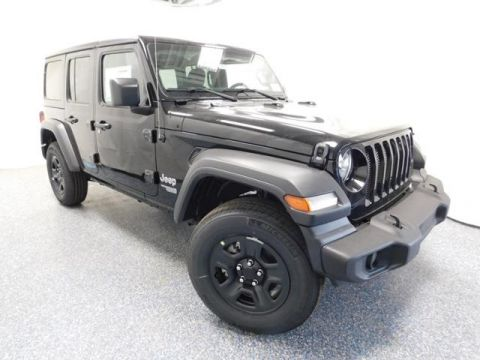 New 2018 JEEP Wrangler Unlimited