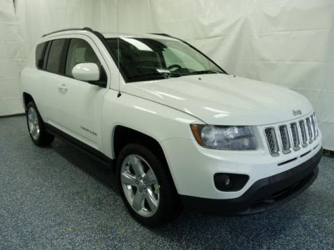 New Jeep Compass Latitude