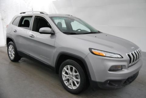 New Jeep Cherokee Latitude