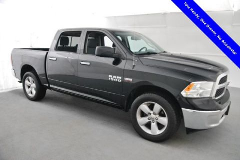 PRE-OWNED 2016 RAM 1500 BIG HORN 4WD