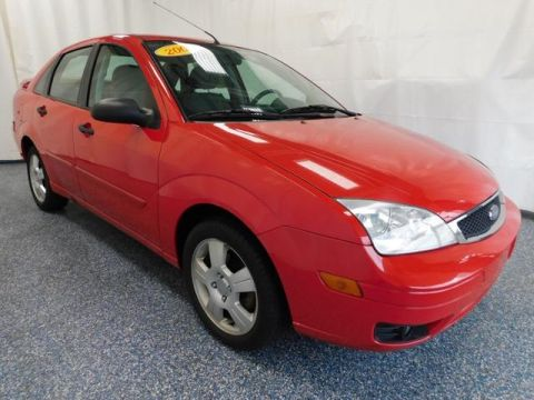 Used Ford Focus SES