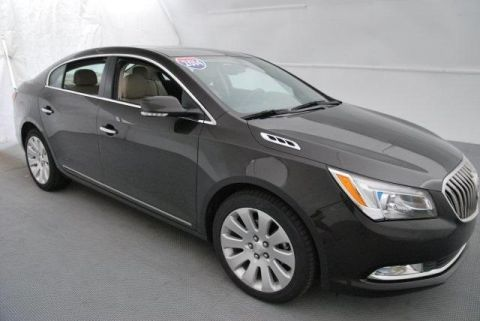 Used Buick LaCrosse Leather Group
