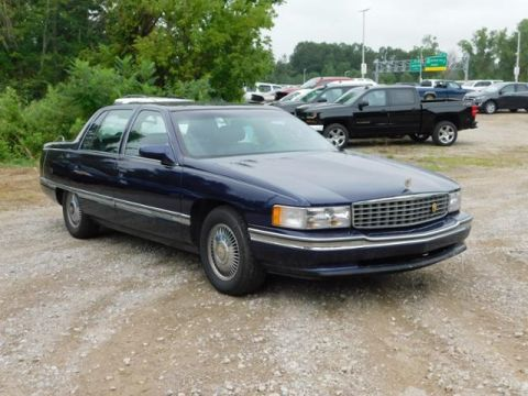 Pre-Owned 1994 Cadillac DeVille Base