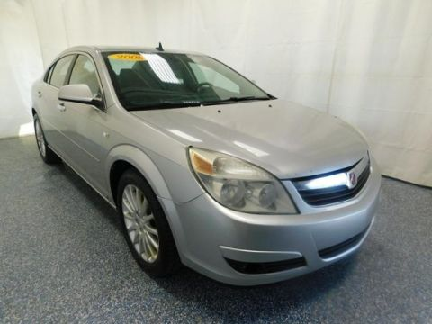 Pre-Owned 2008 Saturn Aura XR