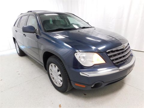 Used Chrysler Pacifica Touring