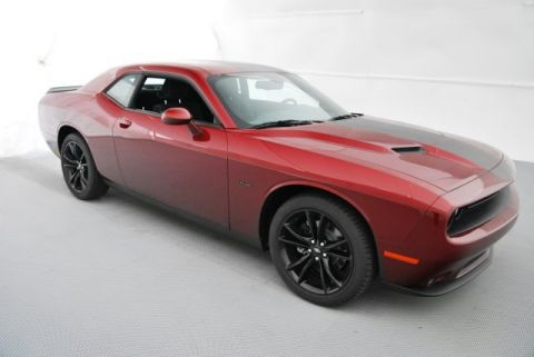 New Dodge Challenger R/T