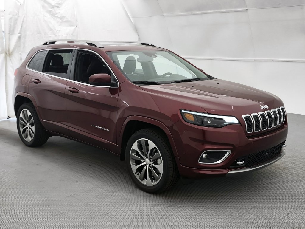 Jeep Cherokee Overland >> New 2019 Jeep Cherokee K165 Cueter Chrysler Jeep Dodge