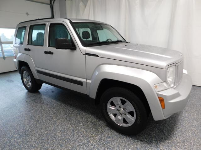 Pre Owned 2012 Jeep Liberty Sport