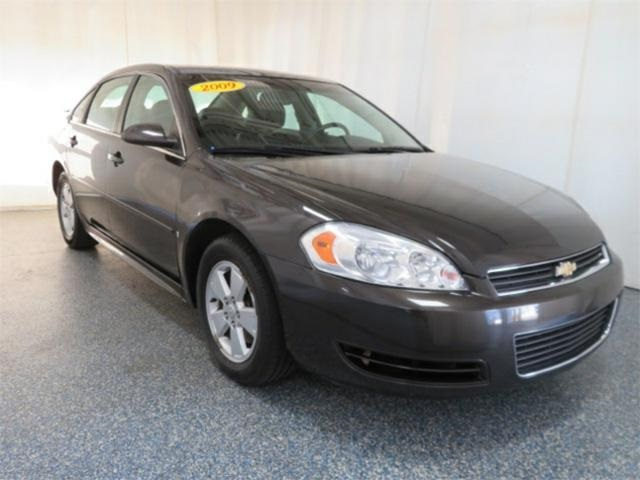 Pre-Owned 2009 Chevrolet Impala LT