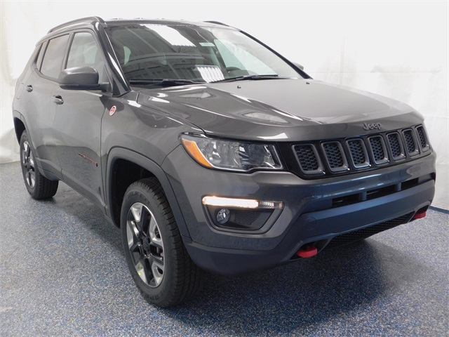 New 2018 Jeep Compass C37813 Cueter Chrysler Jeep Dodge