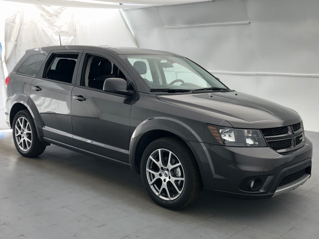 New 2018 Dodge Journey J1596 Cueter Chrysler Jeep Dodge