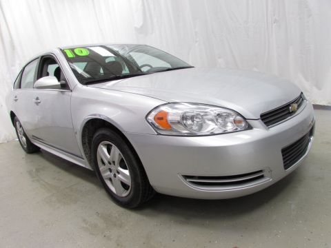 Pre-Owned 2010 Chevrolet Impala LS